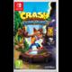 Crash Bandicoot N.Sane Trilogy (SWITCH)  + 300 Kč na Mall.cz