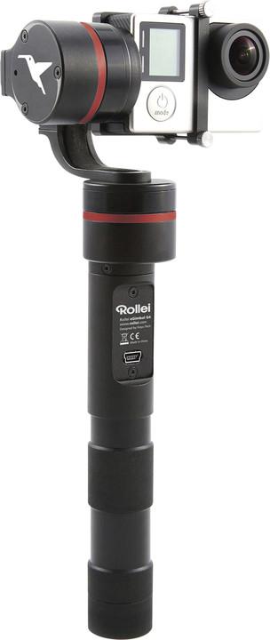 Rollei eGimbal G4, elektronický stabilizátor pro kamery GoPro HERO