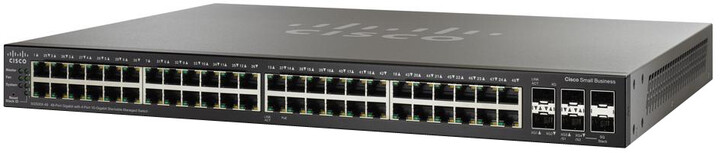 Cisco switch SG500X-48