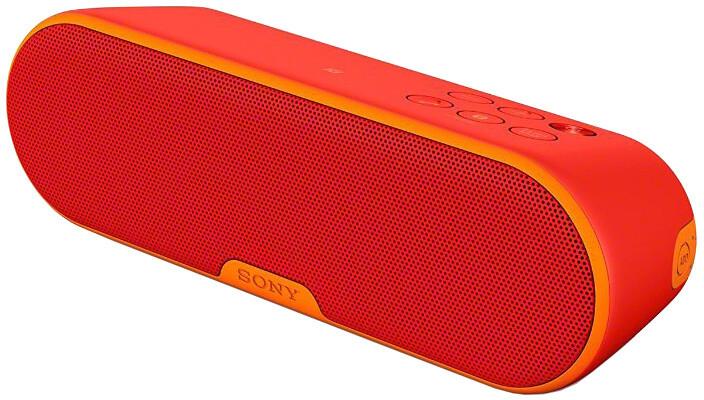 Sony SRS-XB2, červená