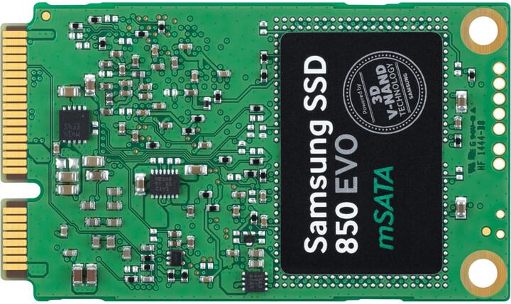 Samsung SSD 850 EVO (mSata) - 120GB