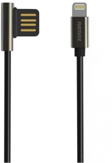 Remax RC-054i,datový kabel lightning,černá