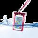 """CELLY Splash Bag univerzální voděodolné pouzdro pro telefony 5,7 """", růžové"""