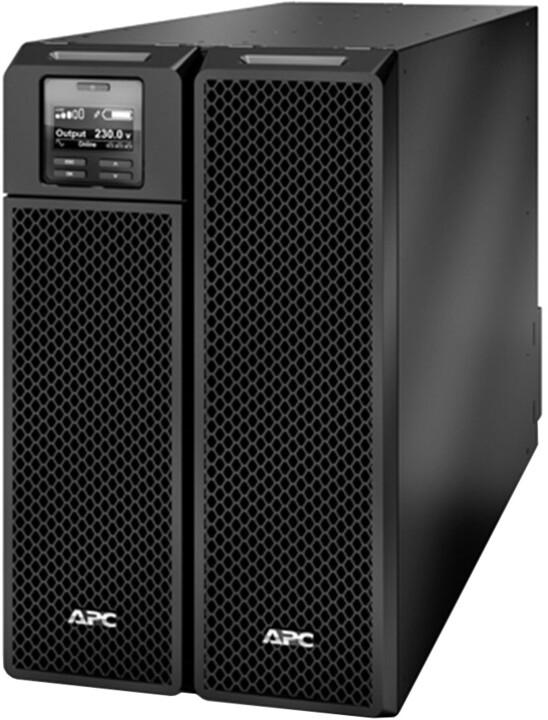 APC Smart-SRT 8000VA, 230V