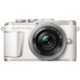 Olympus E-PL9 tělo + 14-42mm, bílá/stříbrná, Traveler Kit  + Objektiv Olympus M. ZUIKO DIGITAL ED 30mm f/2.8 Macro (v ceně 8490 Kč) + 300 Kč na Mall.cz