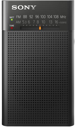Sony ICF-P26, černá