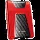 ADATA HD650, USB3.1 - 2TB, červený  + 300 Kč na Mall.cz
