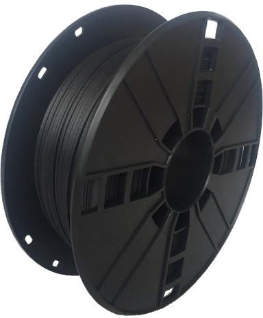 Gembird tisková struna (filament), PLA, 1,75mm, 1kg, carbon
