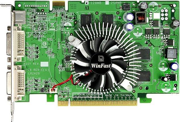 Leadtek Winfast PX7300 GT TDH Extreme 128MB, PCI-E