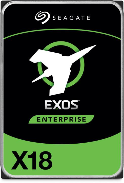 """Seagate Exos X18, 3,5"""" - 16TB"""