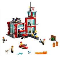 LEGO City Hasičská stanice - 60215