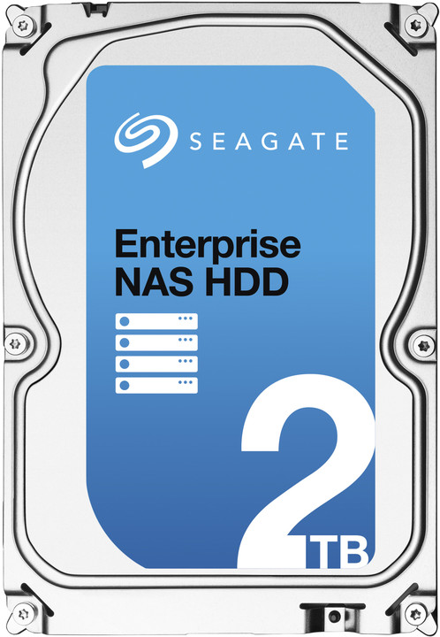 Seagate Enterprise NAS - 2TB