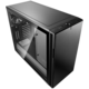 Fractal Design Define R6 USB-C Tempered glass, Blackout