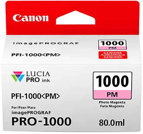 Canon PFI-1000PM, photo magenta