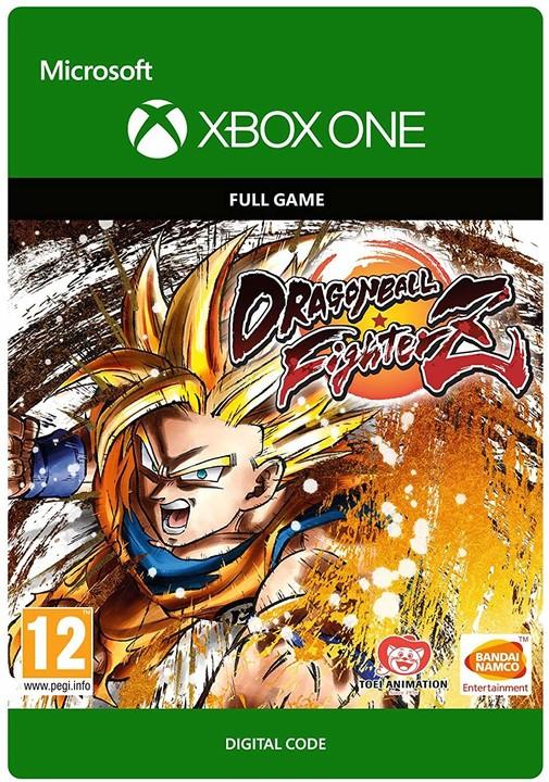 Dragon Ball Fighter Z (Xbox ONE) - elektronicky