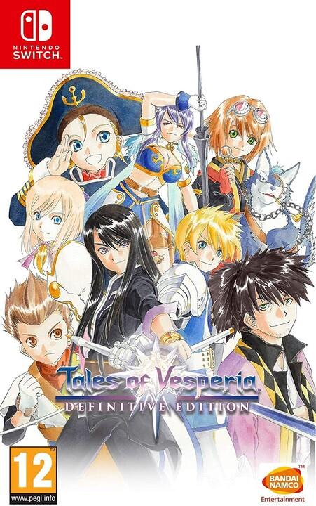 Tales of Vesperia - Definitive Edition (SWITCH)
