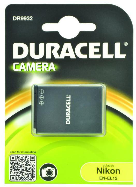 Duracell baterie alternativní pro Nikon EN-EL12
