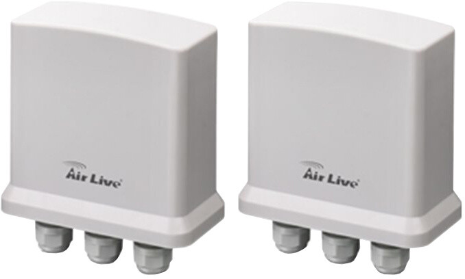 AirLive OD-1000PE, 1x PoE outdoor, 10/100/1000, IP65