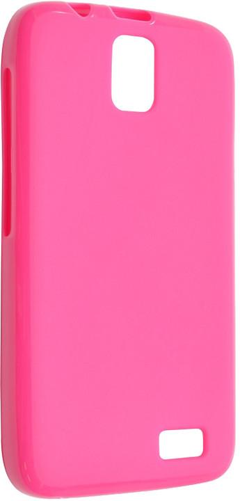 FIXED pouzdro pro Lenovo A328, růžová