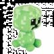 Plyšák Minecraft: Pixel Creeper, 10 cm