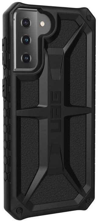 UAG ochranný kryt Monarch pro Samsung Galaxy S21+, černá