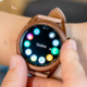 Chytré hodinky Galaxy Watch 3 jsou tenčí a menší, přitom mají větší displej