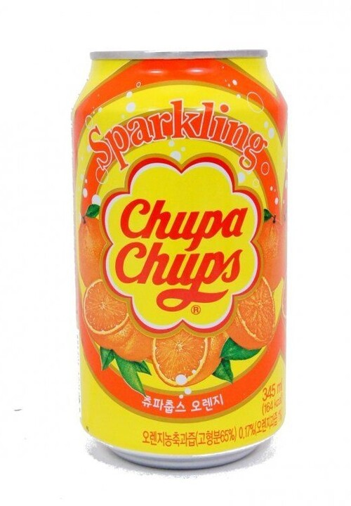 Chupa Chups Pomeranč 345 ml