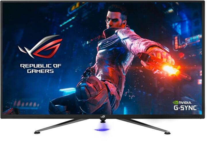 "ASUS ROG Swift PG43UQ - LED monitor 43"""