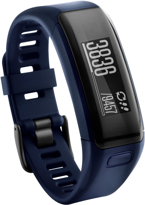 GARMIN Vivosmart Optic vel. L, modrá