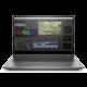 HP ZBook Fury 17 G8, šedá