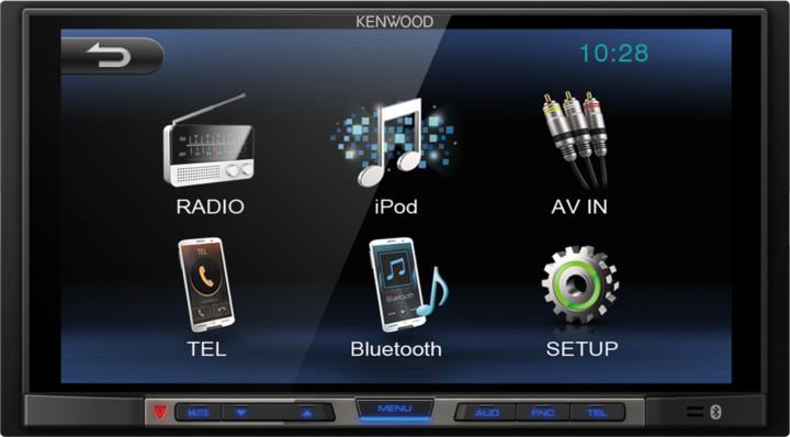 Kenwood DMX-100BT