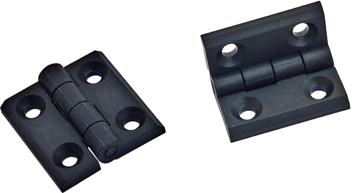 Triton boční pant RAX-MS-X14-X1, pro dvoudílné a nástěnné rozvaděče