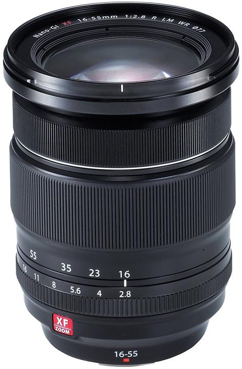 Fujinon XF16-55mm f/2.8 WR