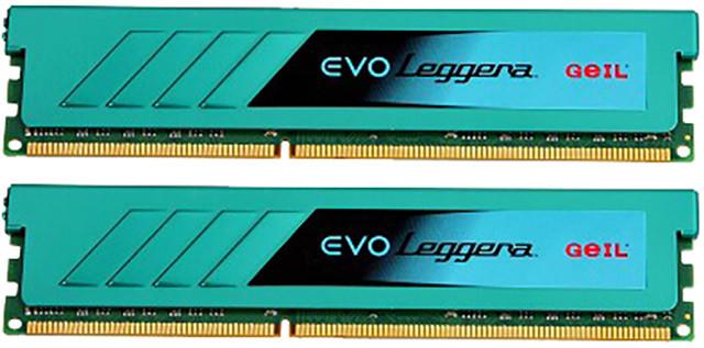 GEIL EVO LEGGERA Low Profile 16GB (2x8GB) DDR3 1866