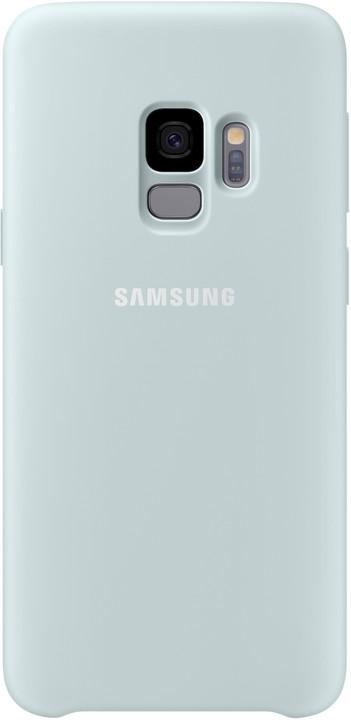 Samsung silikonový zadní kryt pro Samsung Galaxy S9, modrý