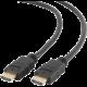 Gembird CABLEXPERT kabel HDMI-HDMI 1,8m, 1.4, M/M stíněný, zlacené kontakty, CCS, ethernet, černá