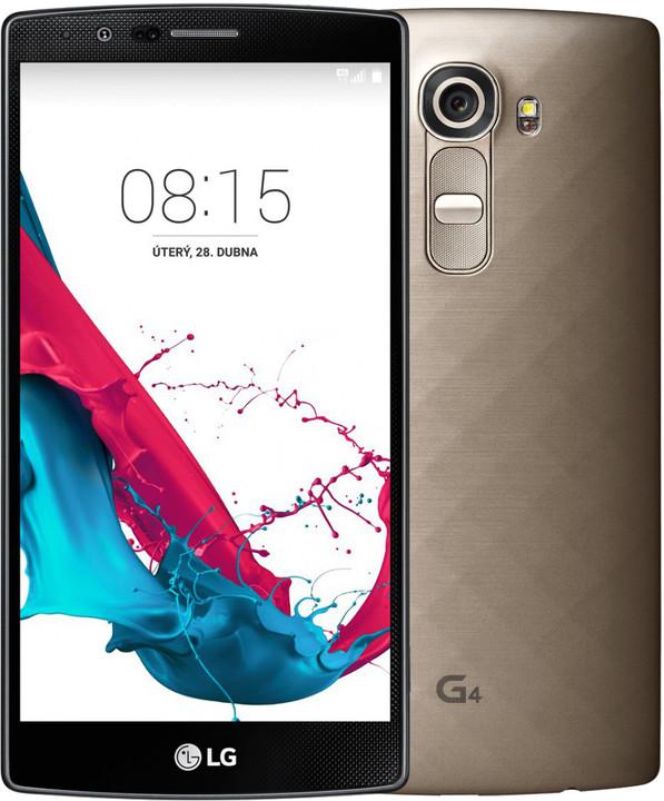 LG G4 (H815), zlatá/gold