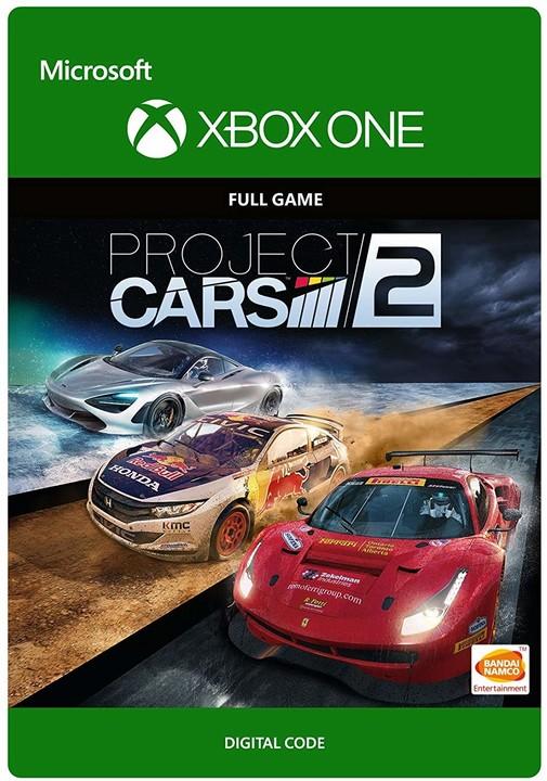 Project CARS 2 (Xbox ONE) - elektronicky