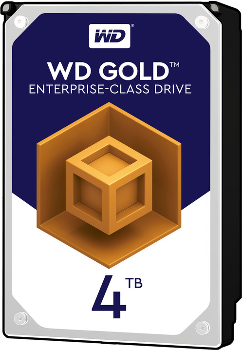 WD Gold - 4TB