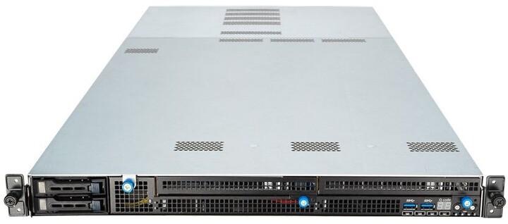 """ASUS ESC4000 DHD G4 (1+1), C621, 16GB RAM, 8x2,5"""" SATA, 2200W"""
