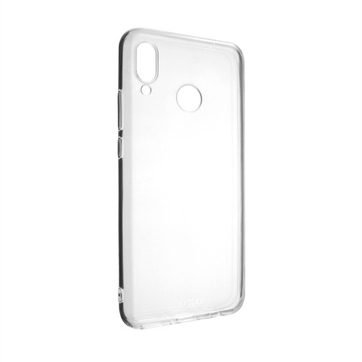 FIXED ultratenké TPU gelové pouzdro Skin pro Huawei Nova 3, 0,6 mm, čiré
