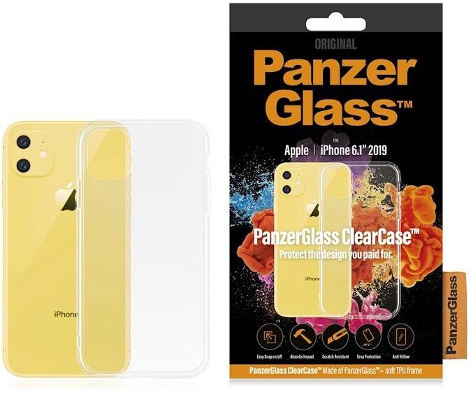 PanzerGlass ClearCase skeněný kryt pro Apple iPhone 11