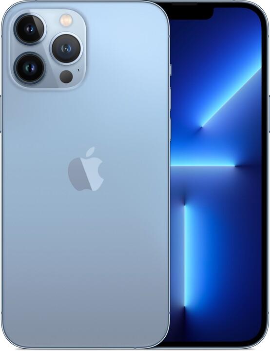 Apple iPhone 13 Pro Max, 256GB, Sierra Blue