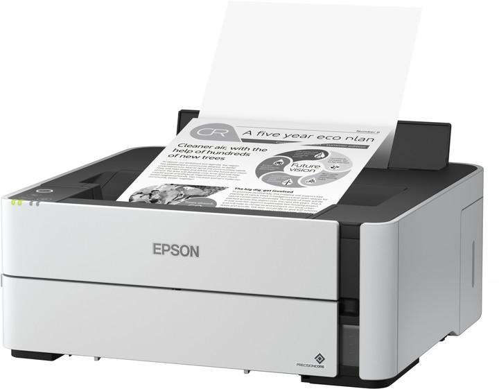 Epson EcoTank M1180, tankový systém