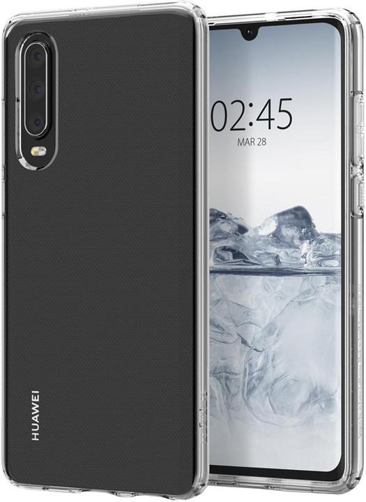 Spigen Liquid Crystal Huawei P30, čirý