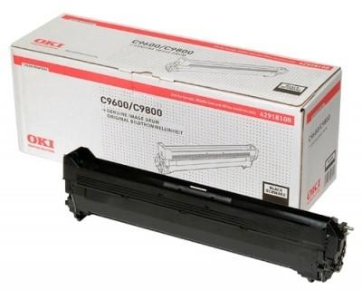 OKI obrazový válec pro černý toner do C9600/9800/MFP (30 000 stran)