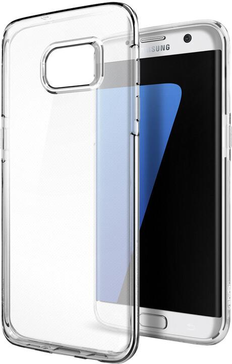 Spigen Liquid, crystal - Galaxy S7 Edge