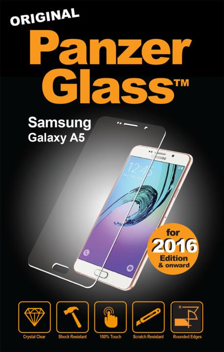 PanzerGlass Standard pro Samsung Galaxy A5 (2016), čiré