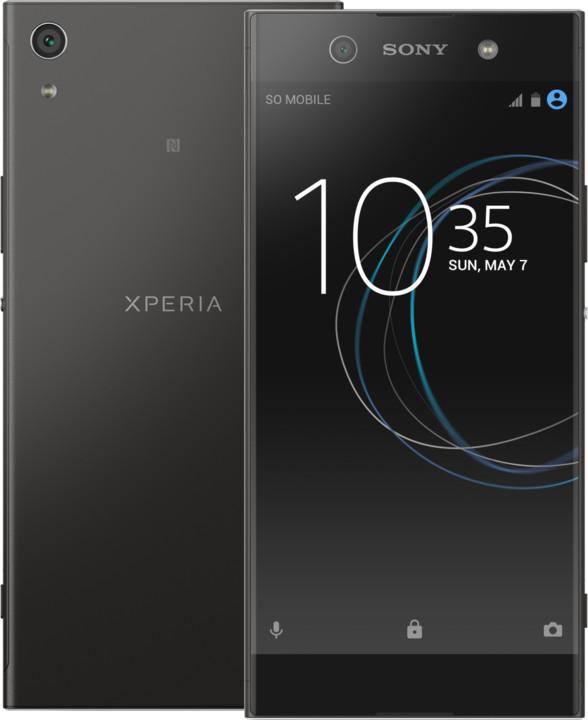 Sony Xperia XA1 Ultra G3221, černá