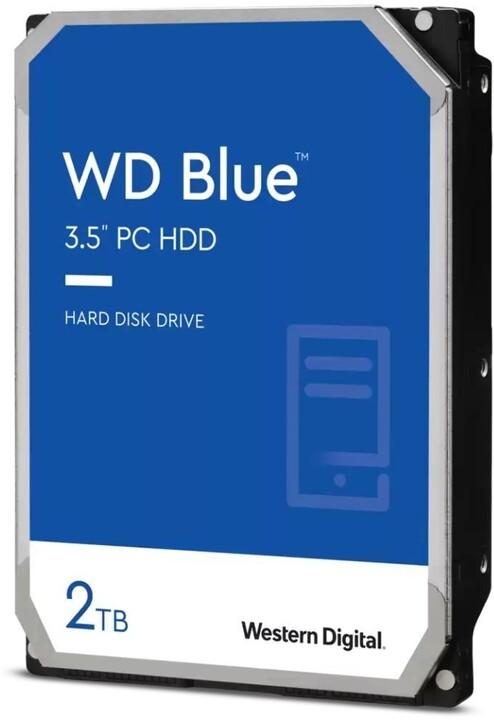 """WD Blue (EZBX), 3,5"""" - 2TB"""